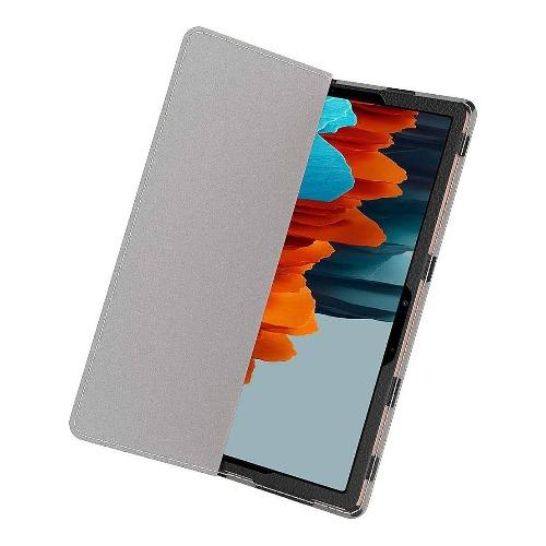 SaharaCase - Folio Series Case - for Samsung Galaxy Tab S7 Plus - Black - Sahara Case LLC