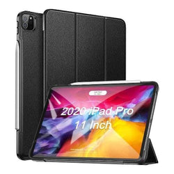 "SaharaCase - Folio Series Case - iPad Pro 11"" (2020) - Scorpion Black - Sahara Case LLC"