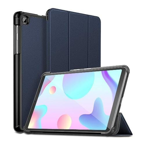 "SaharaCase - Folio Series Case - Samsung Galaxy Tab A 8.4"" (2020) - Night Sky Blue - Sahara Case LLC"
