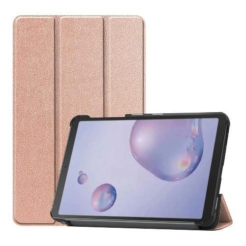 "SaharaCase - Folio Series Case - Samsung Galaxy Tab A 8.4"" (2020) - Rose Gold - Sahara Case LLC"