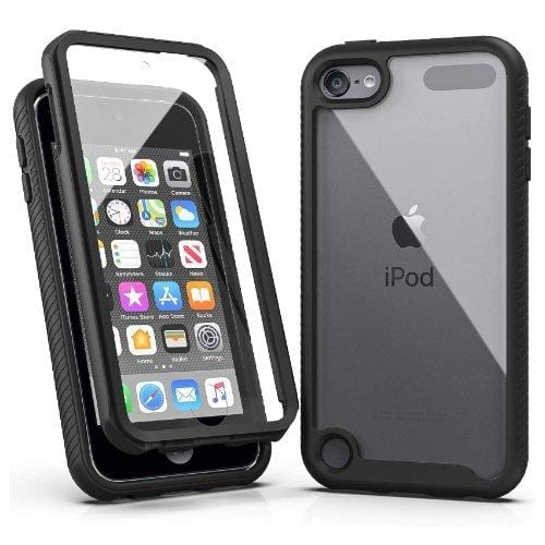 SaharaCase Full Protection Series Case New iPod Touch (6th and 7th Generation) Black - Sahara Case LLC