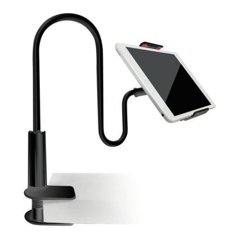SaharaCase - Gooseneck Flexible Holder - Cell Phones and Tablets - Black