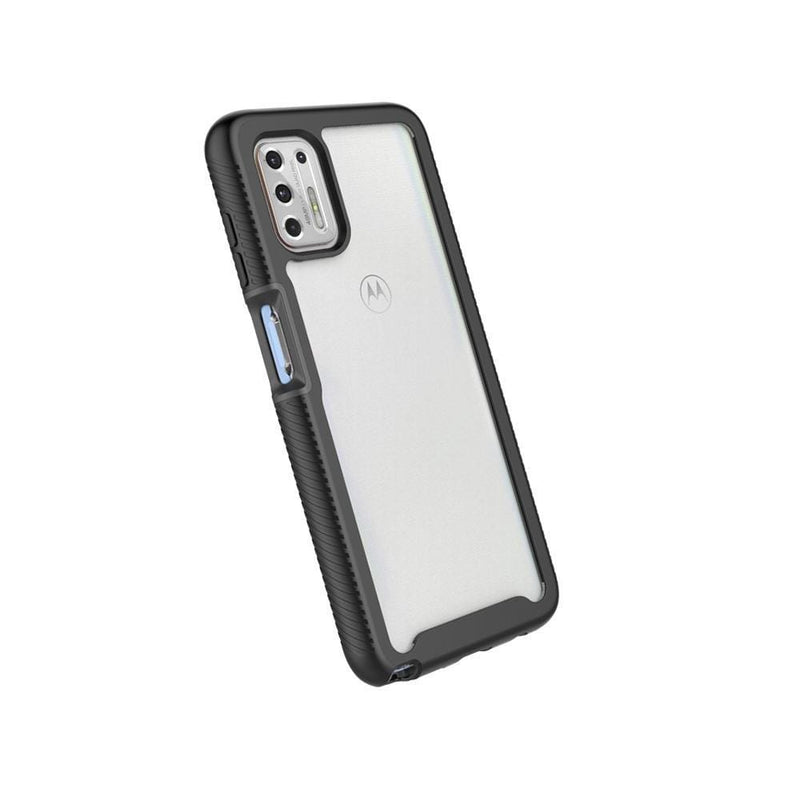 SaharaCase - Grip Series Case - for Motorola Moto G Stylus (9th Gen) - Black - Sahara Case LLC