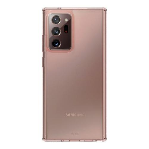 SaharaCase - Hard Shell Series Case - for Samsung Galaxy Note 20 Ultra 5G - Rose Gold/Clear - Sahara Case LLC