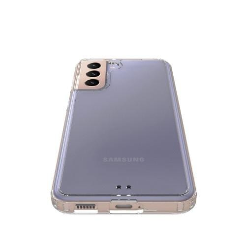 SaharaCase - Hard Shell Series Case - for Samsung Galaxy S21 5G - Clear - Sahara Case LLC