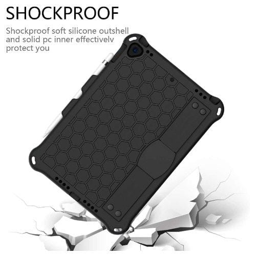 SaharaCase - Heavy Duty Protection - Rugged iPad Case - Apple iPad 10.2 - Black - Sahara Case LLC