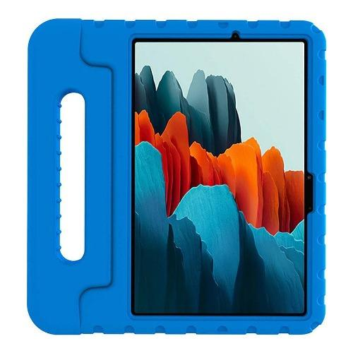 SaharaCase - KidProof Case - for Samsung Galaxy Tab S7 - Blue - Sahara Case LLC