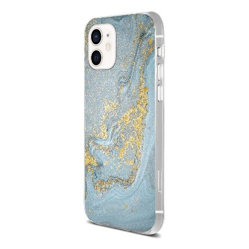 "SaharaCase - Marble Series Case - iPhone 12 Mini 5.4"" - B - Sahara Case LLC"