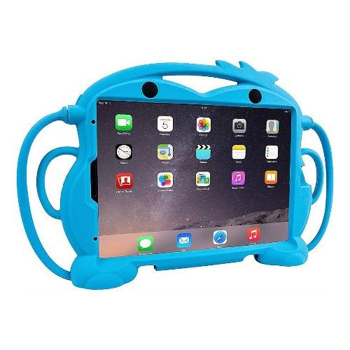 "SaharaCase - Monkey KidProof Case - iPad Pro 11"" (1st Gen 2018 and 2nd Gen 2020) - Blue - Sahara Case LLC"