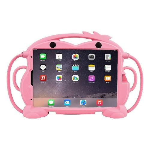 "SaharaCase - Monkey KidProof Case - iPad Pro 11"" (1st Gen 2018 and 2nd Gen 2020) - Pink - Sahara Case LLC"