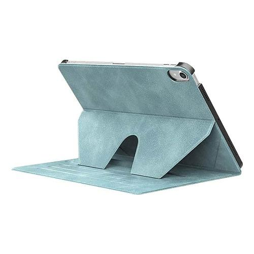 "SaharaCase - Multi-Angle Case for Apple® iPad® Air 10.9"" (4th Generation 2020) - Blue - Sahara Case LLC"