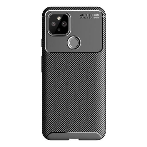 SaharaCase - Prestige Series Case for Google Pixel 4a 5G - Black - Sahara Case LLC