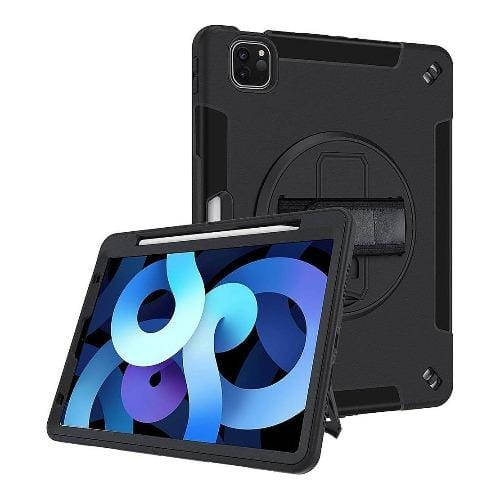 "SaharaCase - PROTECTION Case for Apple iPad Air 10.9"" (4th Generation 2020) - Black - Sahara Case LLC"