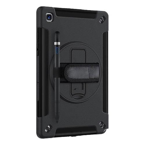 SaharaCase - Protective Case - for Galaxy Tab A7 - Black - Sahara Case LLC