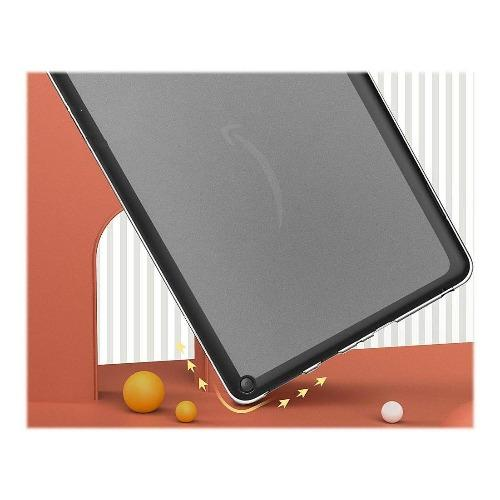 SaharaCase - Protective Case - for Kindle Fire HD 8 2020 and HD 8 Plus - Clear - Sahara Case LLC