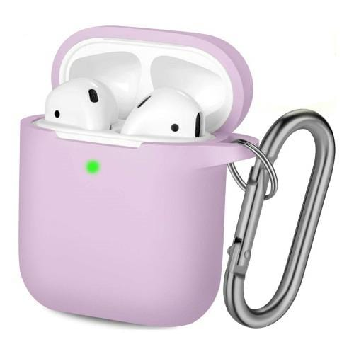 Lavender AirPods Case - Silicone Case Kit