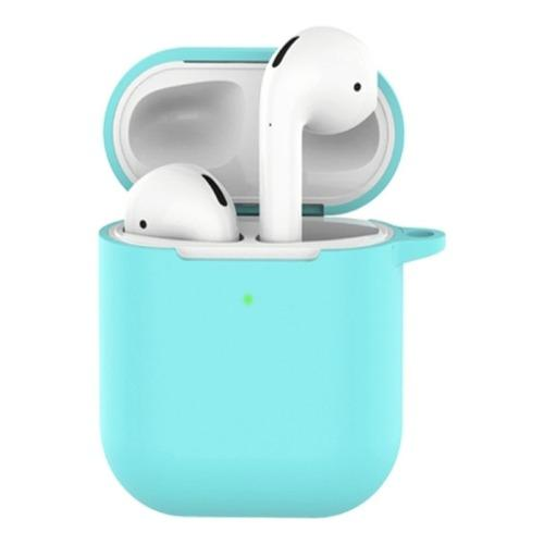 SaharaCase Protective Case Kit for Airpods 1 & 2 - Oasis Teal - Sahara Case LLC