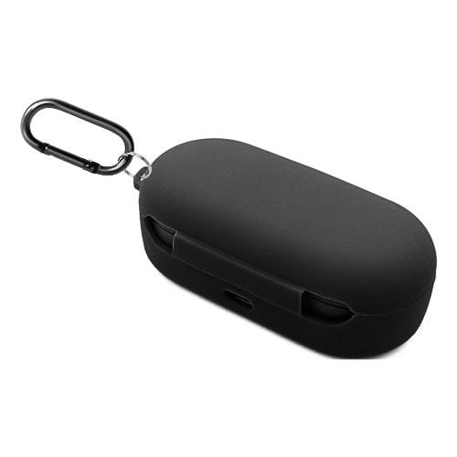 SaharaCase - Silicone Case - for Bose Sport Earbuds - Black - Sahara Case LLC