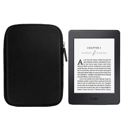 SaharaCase - Sleeve Case for Select Amazon Kindle eReaders - Black - Sahara Case LLC
