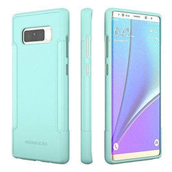 SaharaCase Slim-fit Protective Case for Samsung Galaxy Note 8 (2017) – Aqua - Sahara Case LLC