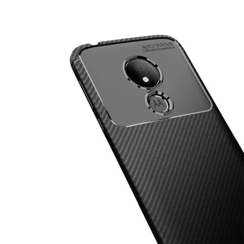 SaharaCase Slim-fit Protective Case - Motorola G7 Play Scorpion Black - Sahara Case LLC