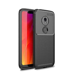 SaharaCase Slim-fit Protective Case - Motorola G7 Power Scorpion Black - Sahara Case LLC