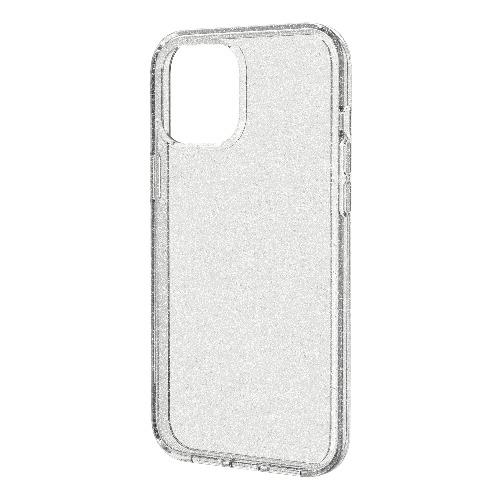 "SaharaCase - Sparkle Series Case - iPhone 12 & iPhone 12 Pro 6.1"" - Clear - Sahara Case LLC"