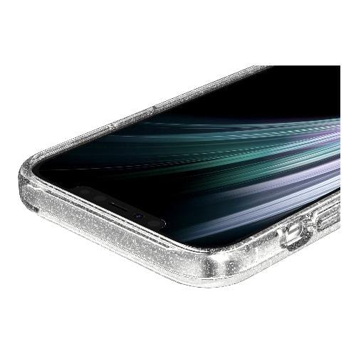"SaharaCase - Sparkle Series Case - iPhone 12 Mini 5.4"" - Clear - Sahara Case LLC"