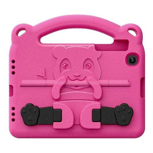 SaharaCase - Teddy Bear KidProof Case for Samsung Galaxy Tab A 8.0 (2019) T290 - Pink - Sahara Case LLC