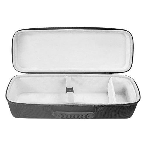 SaharaCase - Travel Carry Case - for Sony SRS-XB43 Bluetooth Speaker - Black - Sahara Case LLC