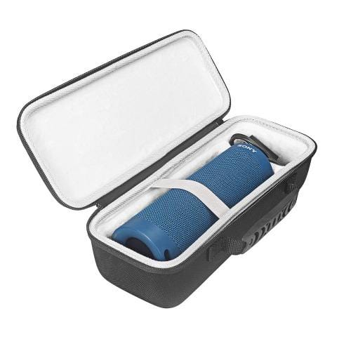 SaharaCase - Travel Carrying Case - for Sony SRS-XB23 Bluetooth Speaker - Black - Sahara Case LLC