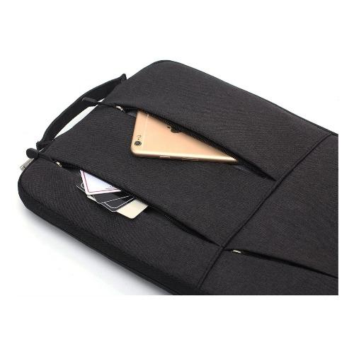 "SaharaCase - Universal Sleeve Case - for tablet and laptop up to 15.6"" - Black - Sahara Case LLC"