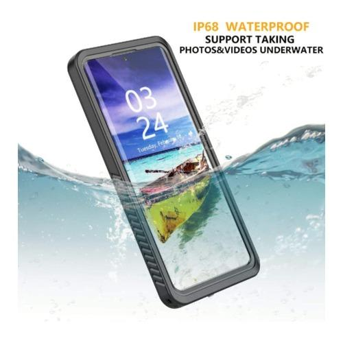 SaharaCase - Waterproof Series Case - Galaxy S20 FE - Black - Sahara Case LLC