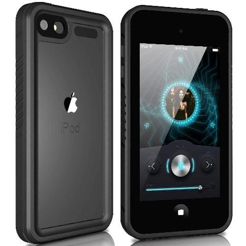 SaharaCase Waterproof Series Case iPod Touch (6th and 7th Generation) Black - Sahara Case LLC