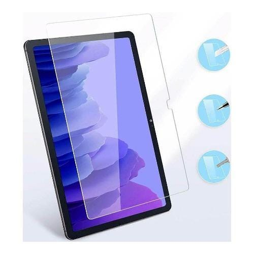 SaharaCase - ZeroDamage Tempered Glass Screen Protector for Galaxy Tab A7 - Clear - Sahara Case LLC