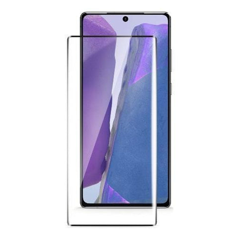 SaharaCase - ZeroDamage Tempered Glass Screen Protector - for Samsung Galaxy Note 20 5G - Clear