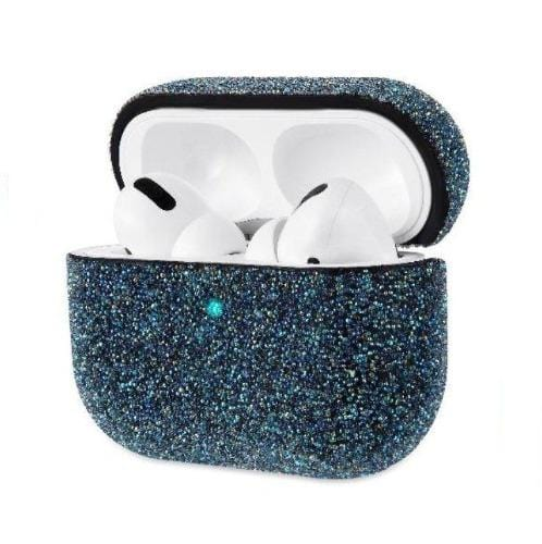 Black Glitter AirPods Pro Case - Sparkle Case