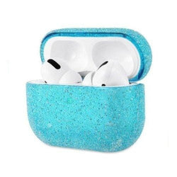Teal Glitter AirPods Pro Case - Sparkle Case Kit