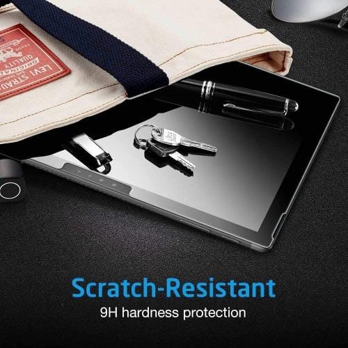 Tempered Glass Screen Protector Microsoft Surface Pro 7 - Sahara Case LLC