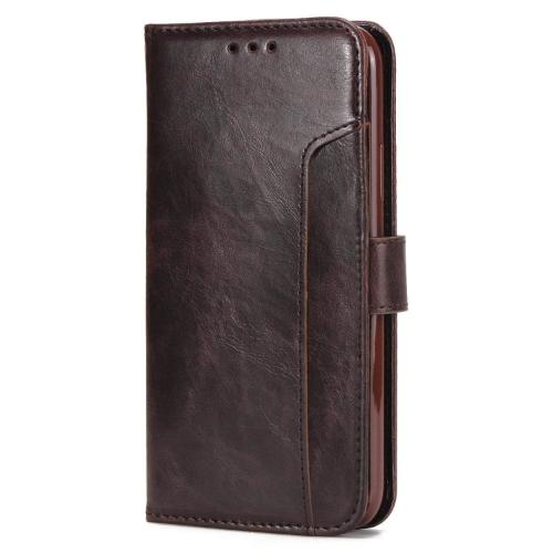 Vegan Leather Case - iPhone XR Spider Brown - Sahara Case LLC
