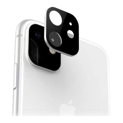 ZeroDamage Camera Glass Protector - for Apple iPhone 11 - Sahara Case LLC