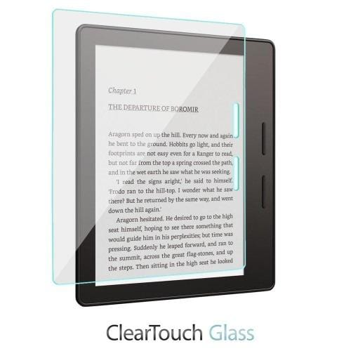 "ZeroDamage Glass Screen Protector - Amazon Kindle Oasis 7"" - Clear - Sahara Case LLC"