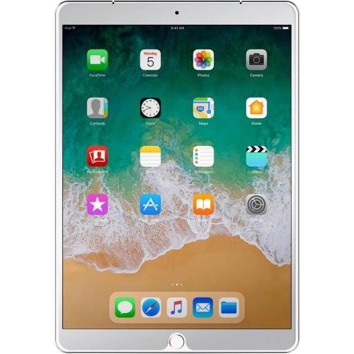 "ZeroDamage Glass Screen Protector - Apple iPad 9.7"" (2017) - Clear - Sahara Case LLC"