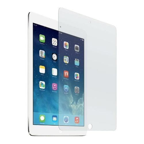 ZeroDamage Glass Screen Protector - Apple iPad Mini 4 and Mini 5 - Clear - Sahara Case LLC