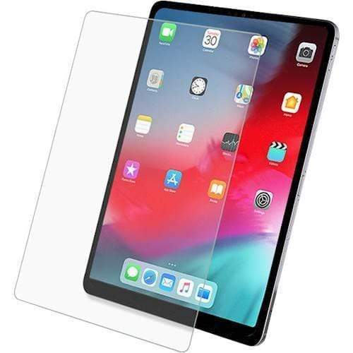 "ZeroDamage Glass Screen Protector - Apple iPad Pro 12.9"" (3rd Generation 2018) - Clear - Sahara Case LLC"