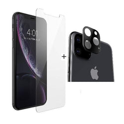 "ZeroDamage Glass Screen Protector + Camera Glass Protector iPhone 11 Pro Max 6.5"" (2019) - Sahara Case LLC"