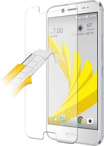 ZeroDamage Glass Screen Protector - HTC Bolt - Clear - Sahara Case LLC