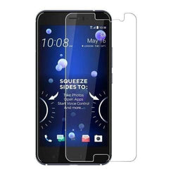 ZeroDamage Glass Screen Protector - HTC U11 - Clear - Sahara Case LLC