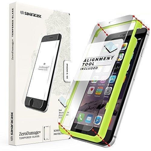 Clear ZeroDamage iPhone 11/XS/X Screen Protector - Tempered Glass Screen Protector
