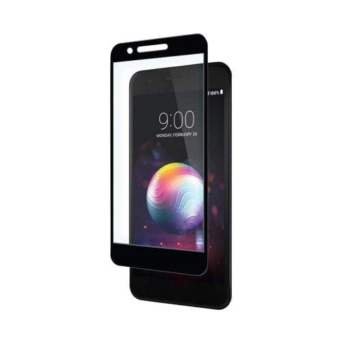 ZeroDamage Glass Screen Protector - LG Phoenix Plus - Clear - Sahara Case LLC
